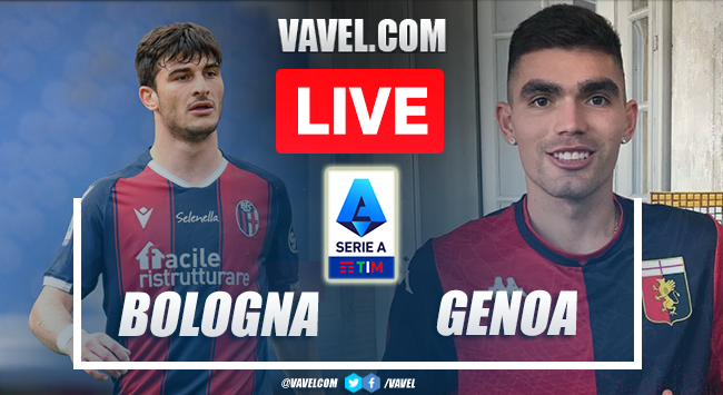 Goals and Highlights: Bologna 2-2 Genoa in Serie A