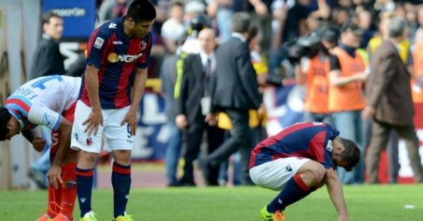 Livorno, Catania y Bolonia trajeron las lágrimas