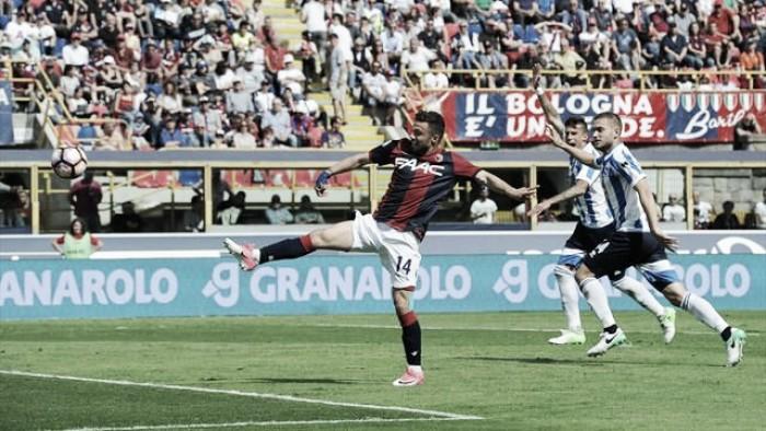 Bologna-Pescara 3-1, i commenti del dopo-gara