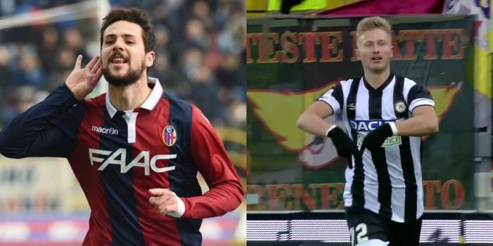 L'Udinese di Oddo sa solo vincere: 2-1 a Bologna targato Widmer-Lasagna