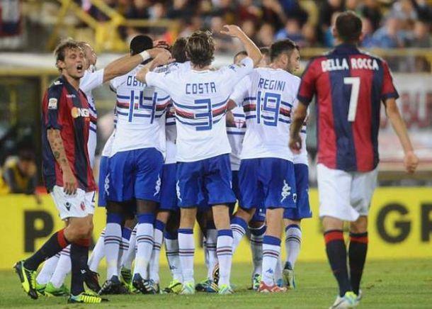 La Sampdoria attende il Bologna nel fortino di Marassi