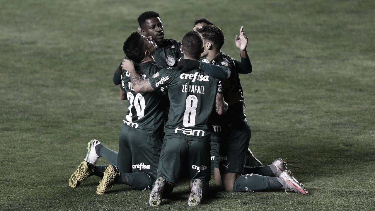 No sacríficio de La Paz, Palmeiras vence Bolívar pela Libertadores