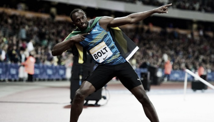 Bolt leads star-studded lineup heading to Olympic Stadium for London Anniversary Games