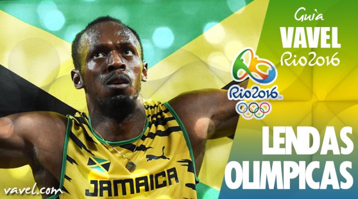 Lendas Olímpicas: Usain Bolt, o homem mais rápido de todos os tempos