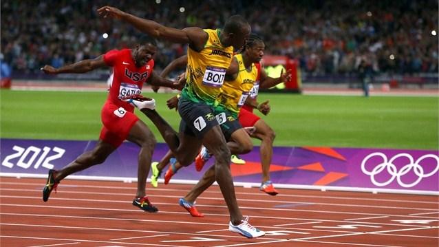 Bolt, el hombre más rápido de todos los tiempos