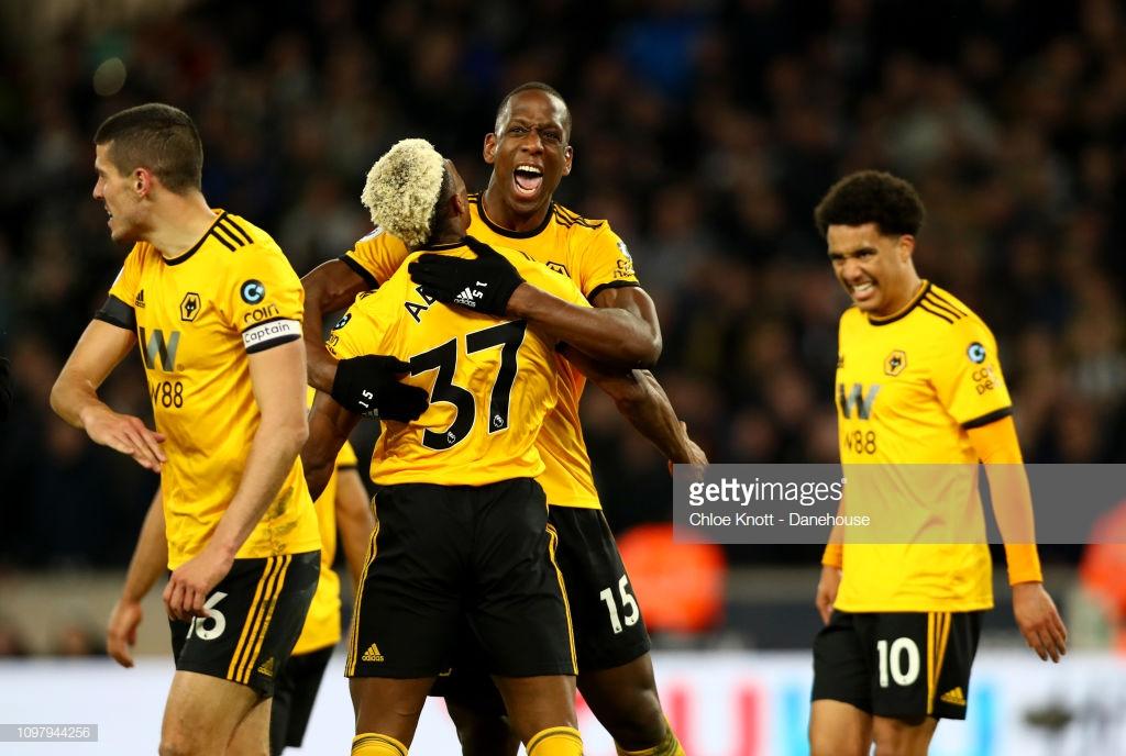 Wolves 1-1 Newcastle United: Boly 95th-minute equaliser leaves Rafa Benitez furious following Dubravka challenge