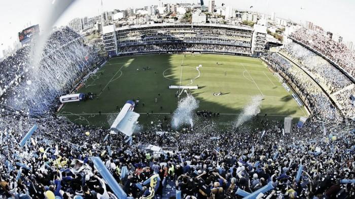 La Bombonera fue reconocida como el mejor estadio del mundo