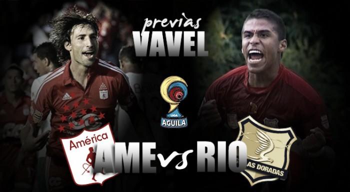 Previa: América de Cali vs. Rionegro Águilas