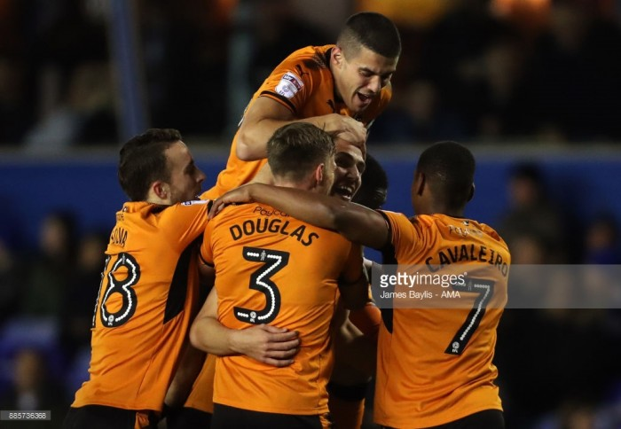 Birmingham City 0-1 Wolverhampton Wanderers: Léo Bonatini nets as Wolves strengthen grip at top of Championship