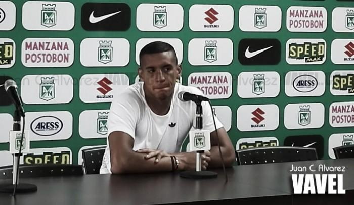 """Cristian Bonilla: """"Quiero pelear cosas importantes con La Equidad"""""""