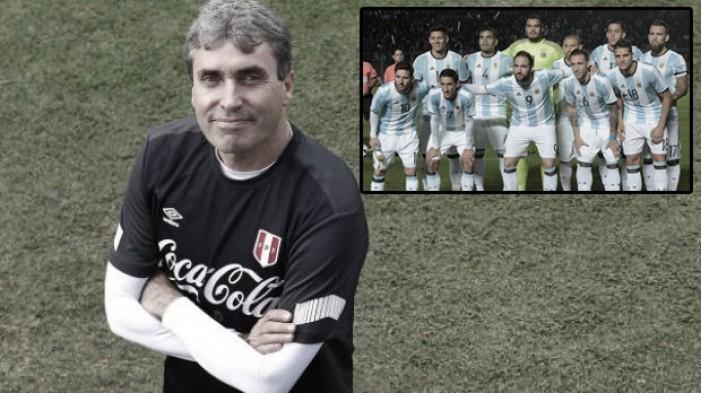 """Néstor Bonillo: """"Viajaremos un día antes del partido ante Argentina"""""""