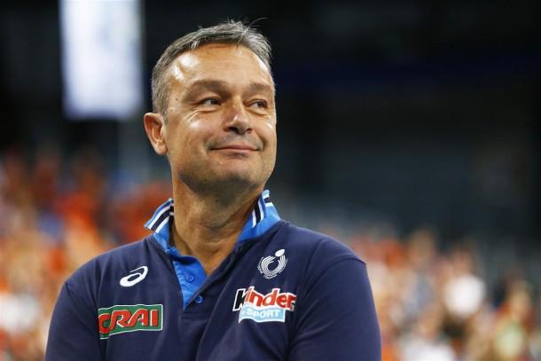 Marco Bonitta ha scelto le convocate dell'Italia per il torneo di qualificazione olimpica nel volley femminile
