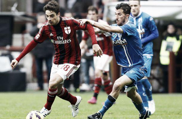 Verso Milan - Empoli: le probabili formazioni