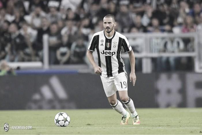 """Bonucci admite ter recebido 'oferta tentadora' da Inglaterra, mas diz: """"Juventus é minha casa"""""""