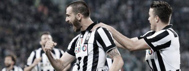 Juve, Scudetto vicino: Tevez e Bonucci stendono la Lazio