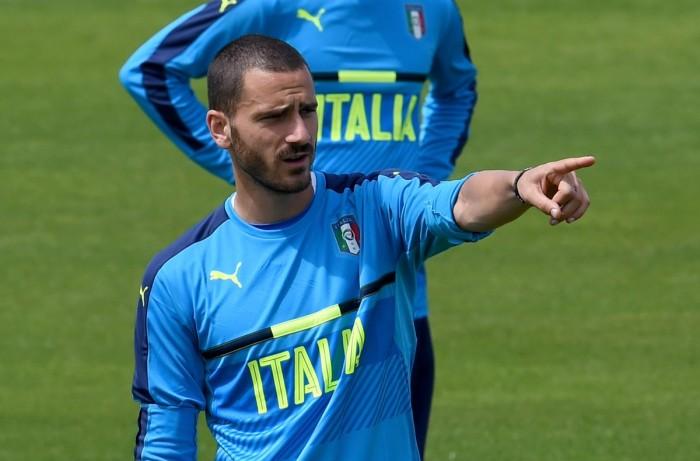 """Italia, Bonucci verso la Spagna: """"Per batterli dovremo dare più del meglio di noi stessi"""""""