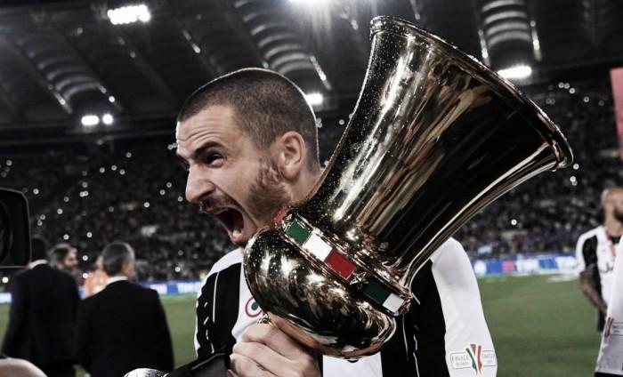 Serie A 2016/17 - Juventus: Apoderamento máximo na Itália