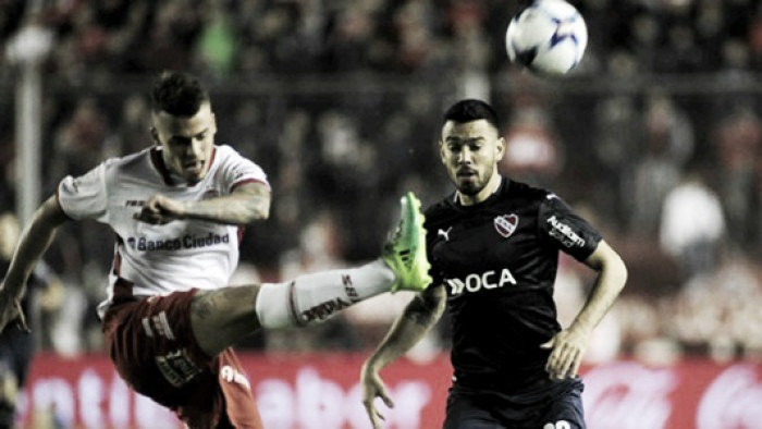 Independiente le ganó a Huracán en el debut de la Superliga