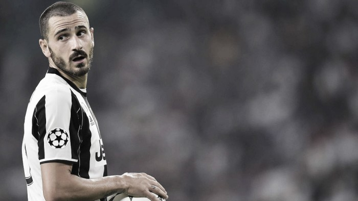 Bonucci avvisa la Lazio: