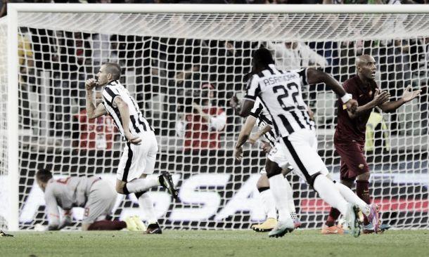 Roma vs Juventus en vivo y en directo online (1-1)