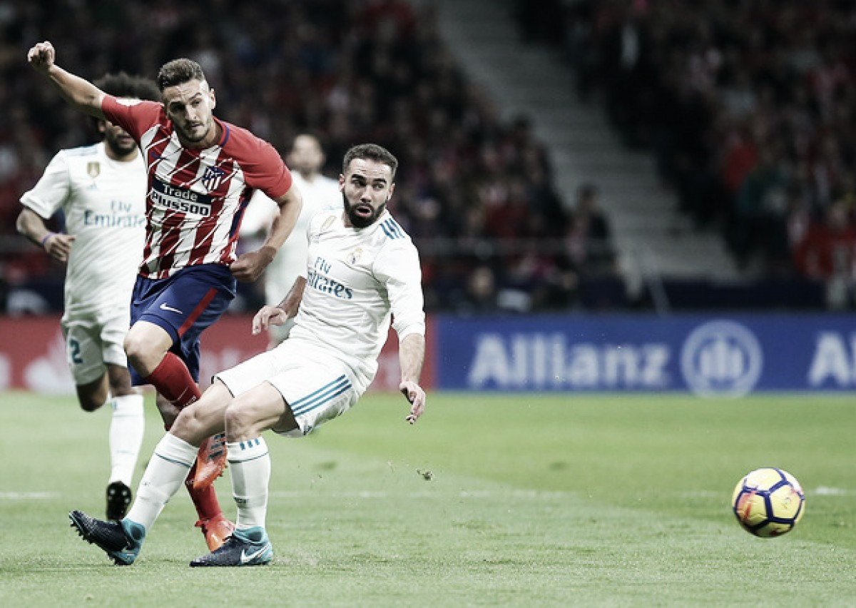 Previa Real Madrid - Atlético de Madrid: descafeinado, pero derbi