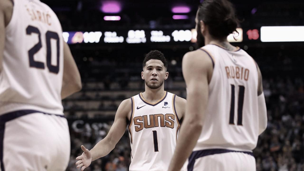 Phoenix Suns: buscando un milagro en Orlando