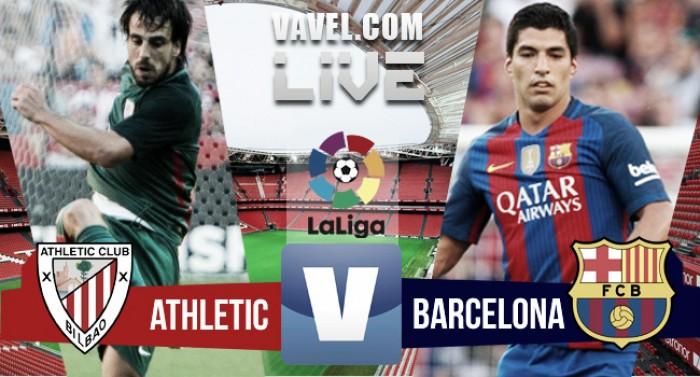 El Barcelona sale vivo
