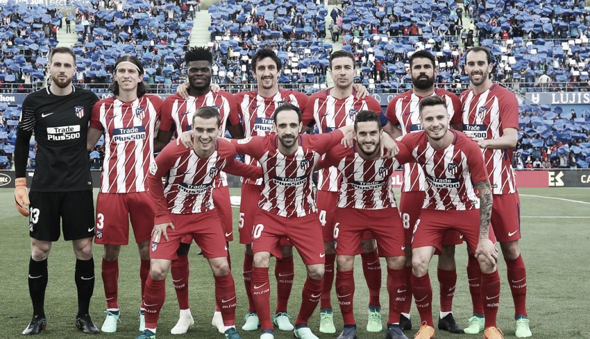 Getafe vs Atlético de Madrid: puntuaciones del Atlético, jornada 37 de LaLiga