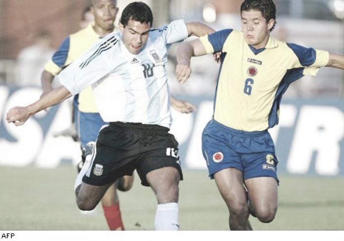 Historial adverso ante Colombia Sub 23