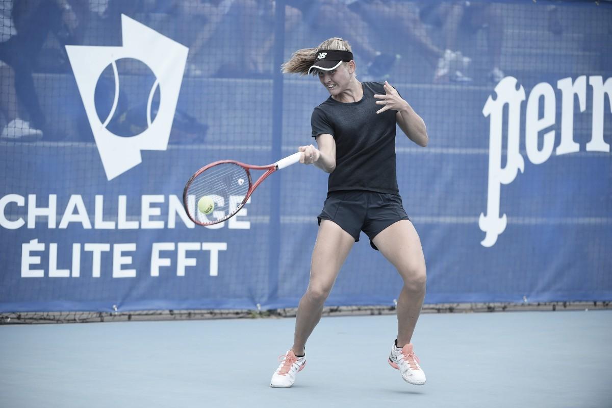 Fiona Ferro a la perfección: Diez victorias y dos títulos