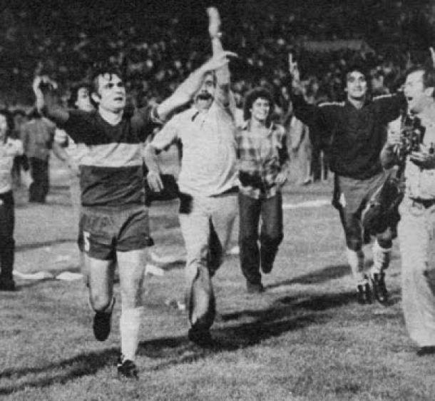El día que Boca le ganó una final histórica a River
