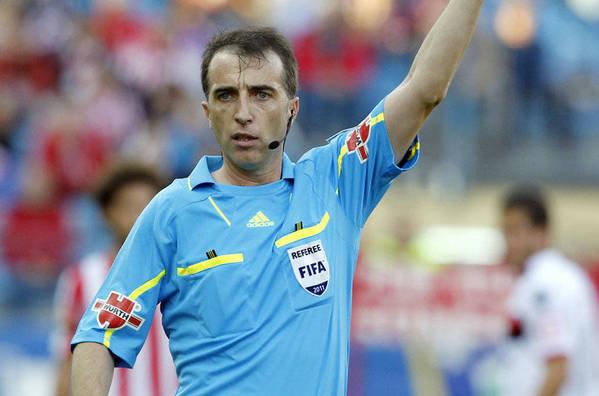 Fernández Borbalán pitará la final de Copa