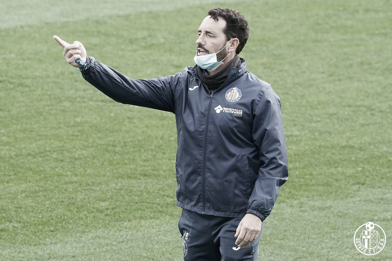 """José Bordalás: """"Será un encuentro muy disputado entre ambos equipos"""""""