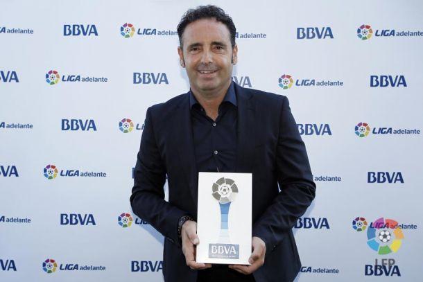 José Bordalás, premiado como mejor entrenador en mayo