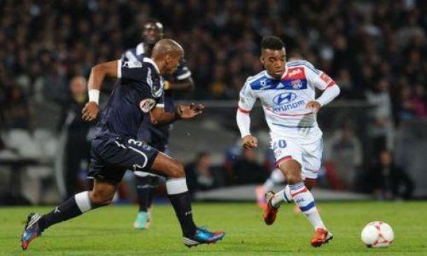 Olympique Lyonnais - Bordeaux en DIRECT (terminé)