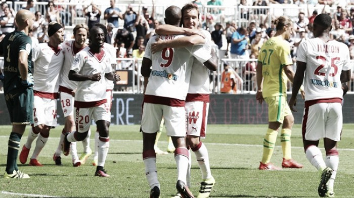 NoDerby de l'Atlantique, uruguaio Diego Rolán marca e Bordeaux vence rival Nantes