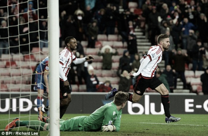 Sunderland 2-2 Crystal Palace: Player ratings as Borini salvages point