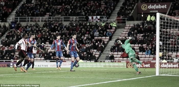 Sunderland 2-2 Crystal Palace: Eagles held to draw after last gasp Borini equaliser
