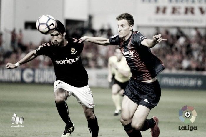 Boris Cmiljanić abandona la SD Huesca