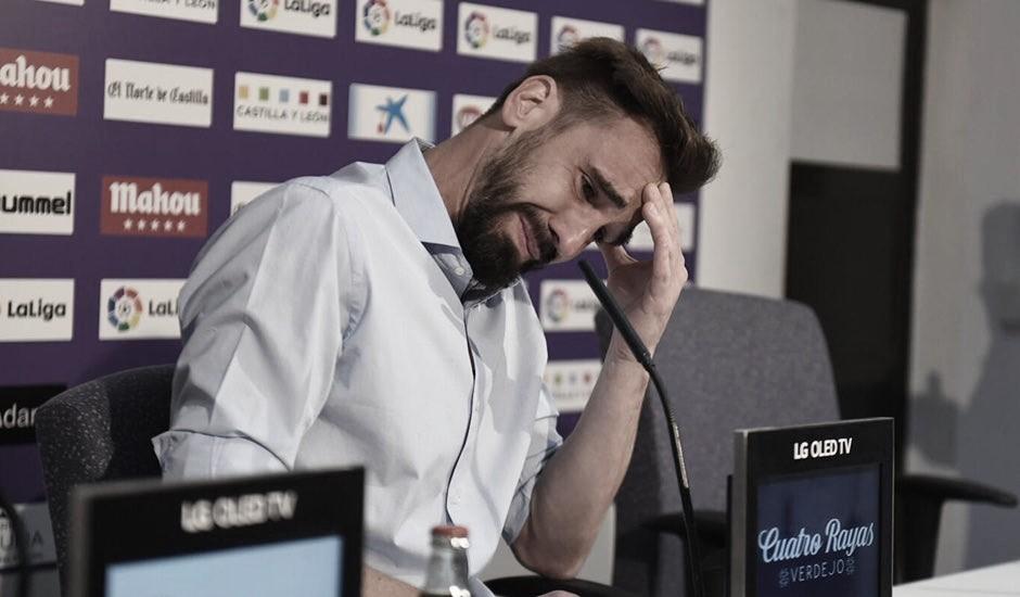 Borja Fernández se retira del fútbol profesional