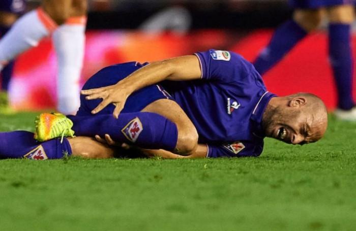 Fiorentina, serata amara. Sconfitta col Valencia e si fa male Borja Valero