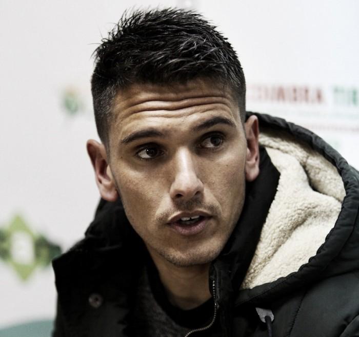 """Borja Hernández: """"Necesitábamos darle a la afición esta victoria"""""""