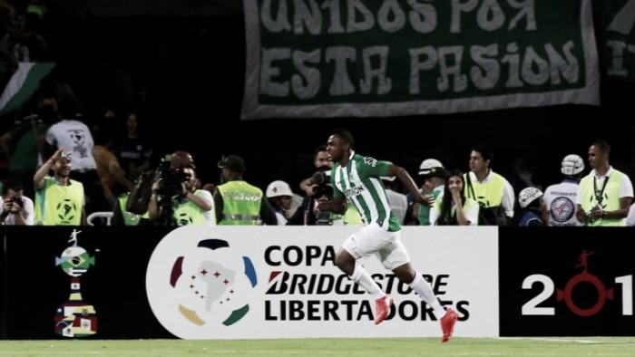 Atlético Nacional vence Del Valle pelo placar mínimo e sagra-se campeão da Libertadores