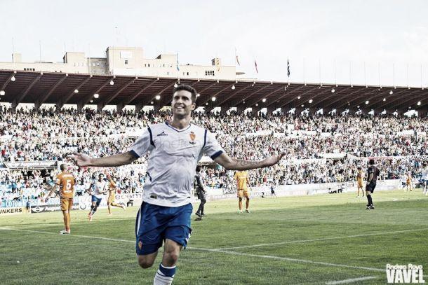 Borja Bastón, el mejor frente al Lugo según la afición