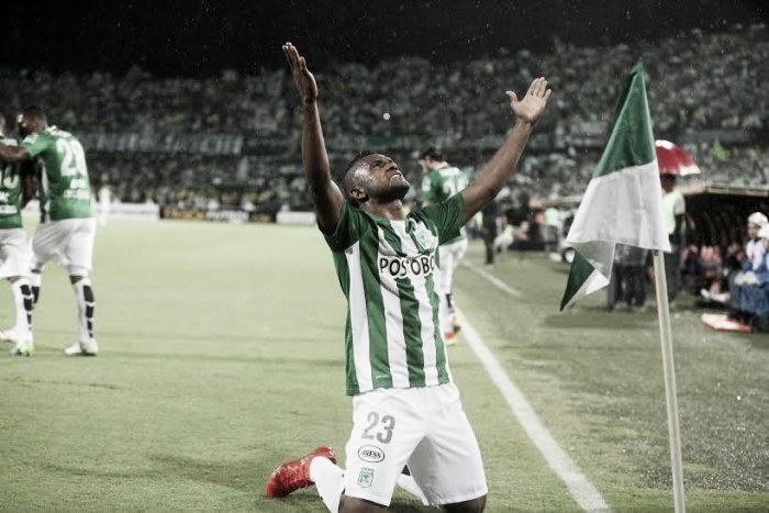 [FOTOS] Palmeiras oficializó el fichaje de Miguel Ángel Borja