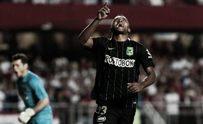 Miguel Borja y el gol, un romance que no conoce camiseta