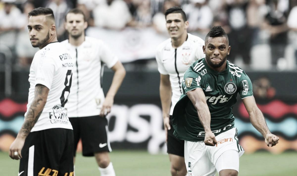 Em clássico quente, Palmeiras bate Corinthians e sai na frente na busca pelo título do Paulista