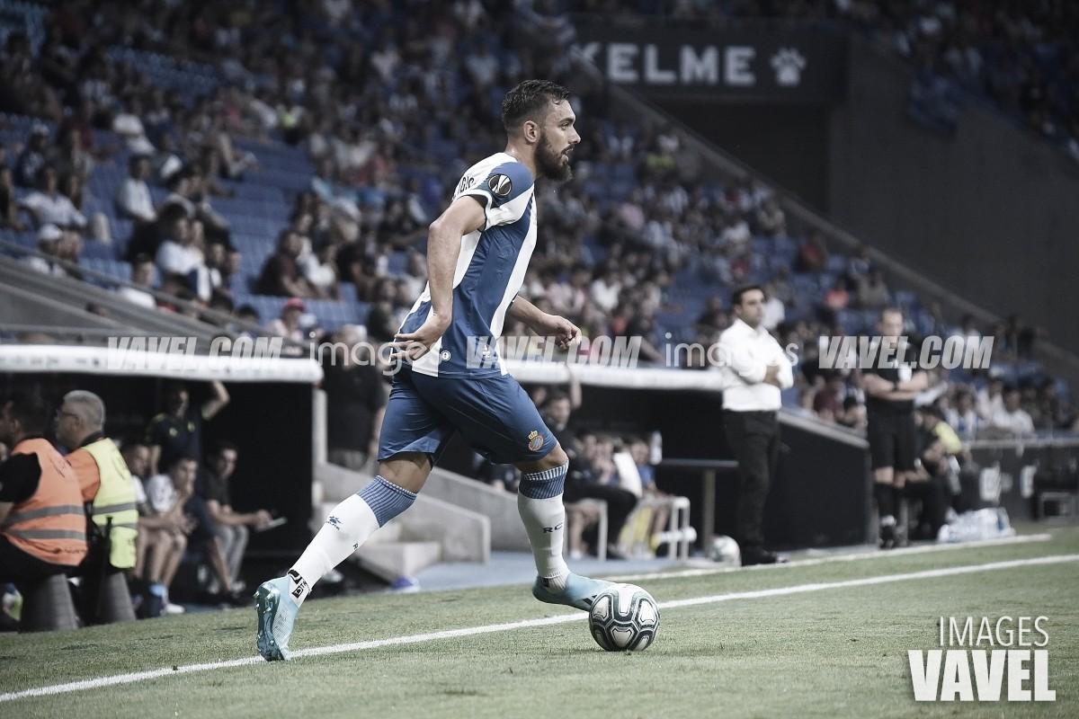 Borja Iglesias, nuevo jugador del Betis