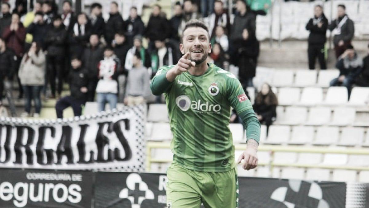El gol se llama Borja Lázaro