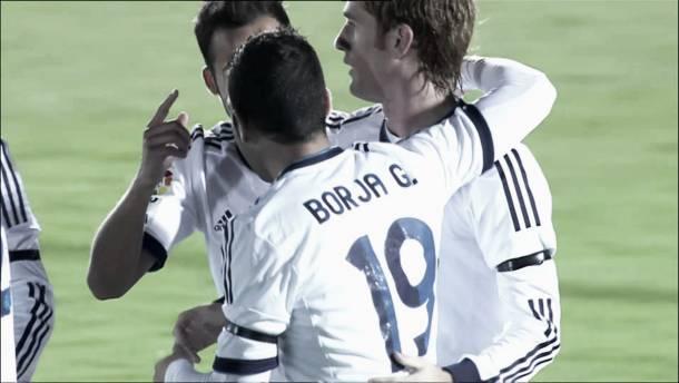 Lucas y Borja asumen el reto de liderar el nuevo Castilla 2013/14